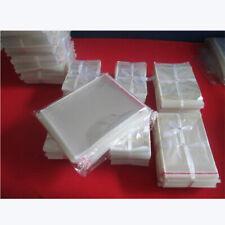 Storage bag stickers self-adhesive bags OPP bag transparent plastic garment bags
