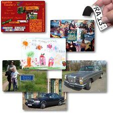 Kühlschrankmagnet mit Foto Logo Visitenkarte persönliches Geschenk