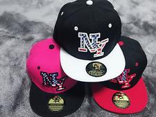 New York NY Boy Girl Adjustable Baseball Cap Kids Snapback Children Child Hat Uk