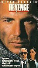 Revenge (VHS, 1990, Closed Captioned)