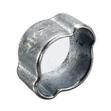 5-20MM 10 Metal Double Ear O Clip Air Fuel Hose Petrol Pipe Tube Clamp Home Tool