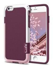 Shockproof Case Anti-Slip Bumper LOHI for Apple iPhone 6 Plus 6S Plus + RED