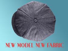 CASQUETTE VINTAGE RETRO SPORT TITANIC gris&rayure * IRLANDAISE MARSEILLAISE CAP
