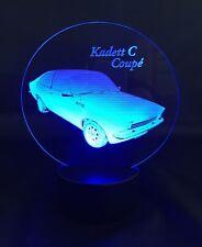 Foto als Gravur LKW Auto PKW mit LED Licht Lampe Nachtlicht Geschenk Weihnachten