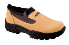 Roper Mens Performance Sport Slip-Ons Brown Chestnut Neoprene Loafers Shoes