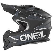 ONeal 2Series Kinder MX Helm Slingshot Schwarz Moto Cross Enduro Motorrad Youth