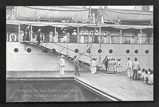 Van Heutsz KNIL SS Rembrandt Sabang Indonesia ca 1907