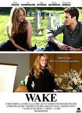 Wake (DVD, 2010) * Ian Somerhalder Jane Seymour Bijou Phillips // quirky comedy