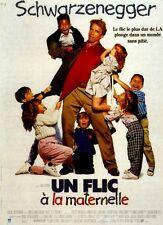 UN FLIC A LA MATERNELLE Kindergarten Cop Bande Annonce / Trailer SCHWARZENEGGER