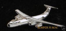 C-141 STARLIFTER HAT LAPEL PIN UP US AIR FORCE VETERAN WING MAW TRANSPORT MAC