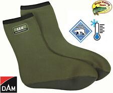 DAM Hydroforce Neopren Socken - Thermo Stiefel Neoprensocken - Gr. 40 bis 47