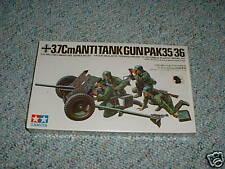 Tamiya 1/35 German 3.7 cm Anti Tank Gun Pak 35/36