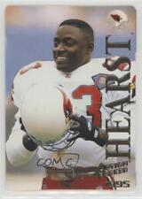 1995 Action Packed #57 Garrison Hearst Arizona Cardinals Football Card
