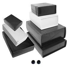 Kunststoffgehäuse  Gerätefüße Kleingehäuse Halbschalengehäuse Gehäuse ABS Labor