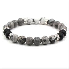Bracelet Yoga Reiki Prayer Stones Bracelets Women Men Healing Balance 8Mm Beaded