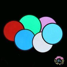 6cm diameter Round EL Panel for Illuminated Dashboard Gauge