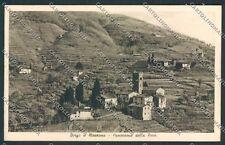 Lucca Borgo a Mozzano cartolina C3180 SZI