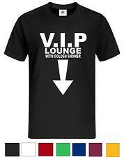 V.I.P T-Shirt Fun Shirt Golden Shower Herrentag mycultshirt Sprüche Flirt Kult