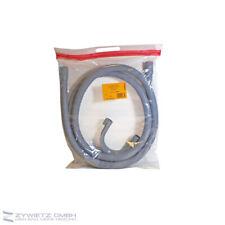 """Ablaufschlauch Abwasser Schlauch Waschmaschine Spülmaschine 3/4"""" 1,5 - 3,5 m"""
