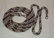 Baumwollzügel extra schwer,Zügel,Zuegel,Westernzügel,geschlossen,rund,Seilzügel