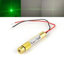 10mW 30mW 50mW 100mW 150-200mW Focusable 532nm Green Dot Line Cross Laser Module