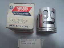 1977-80 YAMAHA YZ80 1ST OS 0.25mm PISTON NOS OEM  P/N 1T0-11635-00