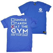 FB Gym Bodybuilding Tee - At The Gym - Novelty Birthday Christmas Mens T-Shirt