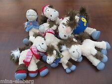Diddl Plush Soft Toy Stuffed Animal Galupy Horse Pony Pick Cute