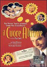Il cuore altrove (2002) DVD NUOVO CELOPHANATO