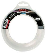 Fox Rage Fluorocarbon Leader 0,60mm 0,75mm 0,90mm Vorfachschnur