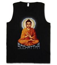 SIDDHATTHA GOTAMA TANK TOP Buddhismus Indien Govinda Buddha Siddhartha Shiva