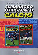 P] ALMANACCO ILLUSTRATO DEL CALCIO CAMPIONATI 1995 1996 - LA GAZZETA DELLO SPORT