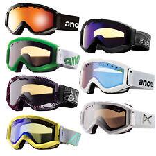 Anon Figment Skibrille Snowboardbrille Goggle Brille Schneebrille