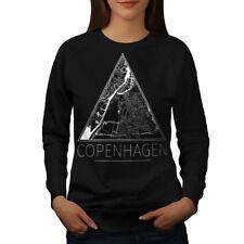 Denmark Copenhagen Women Sweatshirt NEW | Wellcoda
