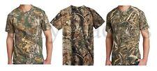 Russell Outdoors Realtree AP Mens S-3XL 100% Cotton NO POCKET Camo T-shirts Tee