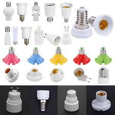 E27 G9 E14 GU10 Base Socket Adapter Converter Holder For LED Light Lamp Bulbs