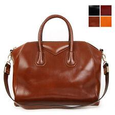 New Nwt GENUINE LEATHER purses handbag TOTE SHOULDER Bag [WB1065]