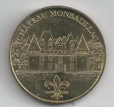 24 Dordogne Monbazillac Le Château   2007 Médaille Monnaie de Paris