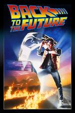 Back to the Future 35mm Film Cell strip very Rare var_e