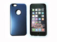 """Funda Carcasa protección total para iphone 6 Plus 5,5"""" De Carbono"""