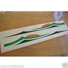 TRIGANO Tribute - (HANDED) - Motorhome Side/Door Stickers Decals Graphics - PAIR
