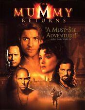 246148 The Mummy Returns Movie WALL PRINT POSTER FR