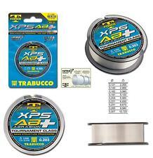 Trabucco Monofilo pesca Abrasion Plus Fluorocarbon coated nano tech 150m CSP