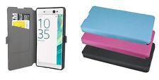 Sony Xperia xa ultra Book Style funda libro funda accesorios cáscara 3 colores