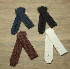 24MM Rubber Strap Watch Band Fits For Hublot  44-45H BigBang