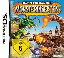 Kampf der Giganten: Monsterinsekten (Nintendo DS, 2010), NEU, OVP
