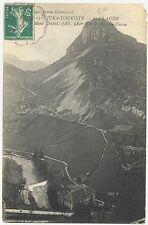 CPA 39 Jura Saint-Claude Mont-chabot et rivière-Tacon