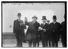 Photo of Charles Nagel, Pres;t. Taft, Com. Williams