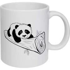 'Baby Panda' Ceramic Mug / Travel Cup  (MG026513)