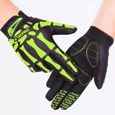 Fahrrad Handschuhe  Fahrradhandschuhe Sporthandschueh Gloves QEPAE7507 Grün